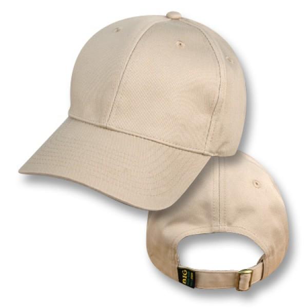 """Anzac Khaki"" Baseball Cap (Plain)"