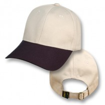 """Nimbin Natural / Nowra Navy"" Visor Baseball Cap (Plain)"