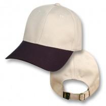 """Nimbin Natural / Nowra Navy"" Visor Baseball Cap (Plain)"