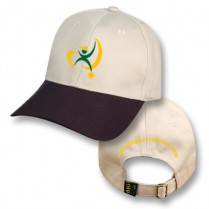 """Nimbin Natural / Nowra Navy"" Visor Baseball Cap (Branded)"