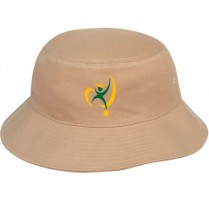 """Sydney Sandstone"" Bucket Hat (Branded)"