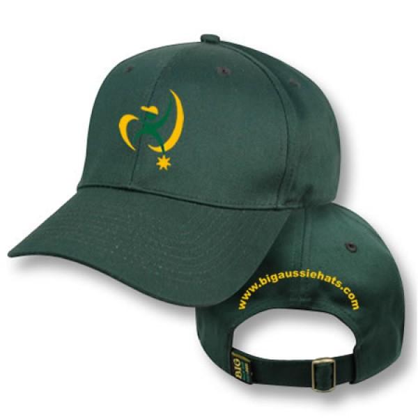 """Daintree Green"" Baseball Cap (Branded)"