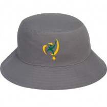 """Koala Grey"" Bucket Hat (Branded)"