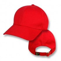 """Uluru Red"" Baseball Cap (Plain)"