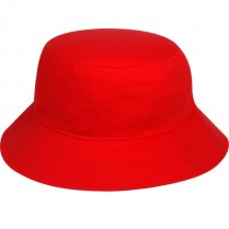 """Uluru Red"" Bucket Hat (Plain)"