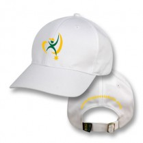 """Whitsunday White"" Baseball Cap (Branded)"